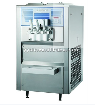 SAPCE best sell counter top commercial ice cream machine