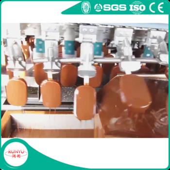 SDA980C ice cream hardening tunnel