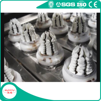 BGJ-6A automatic ice cream cone filling machine