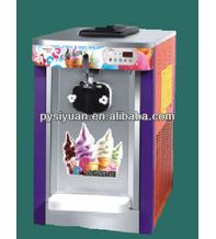 China High Efficiency Soft Ice Cream Machine