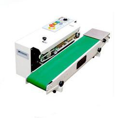 FR770 Automatic Horizontal Continuous Plastic Bag Band Sealing Machine