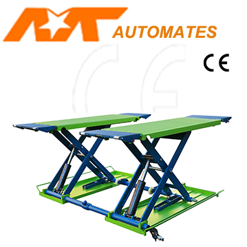 CE approved sissor lift car for sale from Yingkou automate