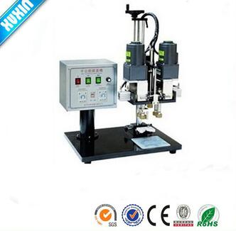 XLSGJ-6100 CE Certificate Perfume Spray Screw Capping Machine