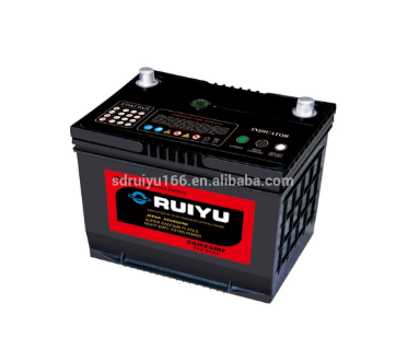 Japanese Car battery/Truck/Boat Customer Design Lead Acid Battery