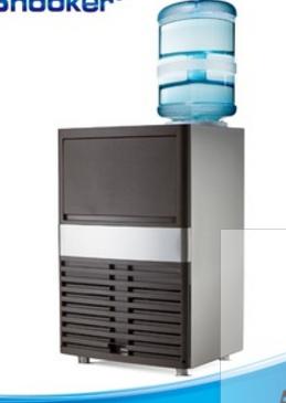 Bottled Water Ice Machine