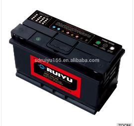 DIN100 SMF 12V100AH truck battery start battery