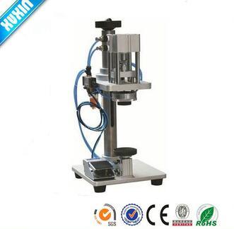 aluminum cap sealer spray head locking machine capping machine