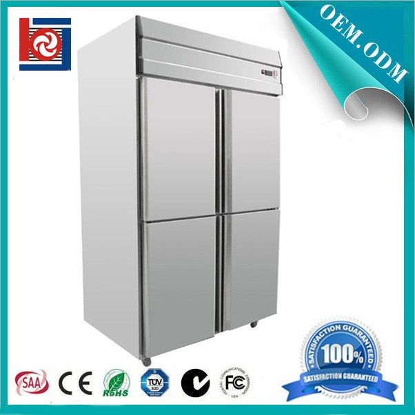 cake shop upright showcase freezer