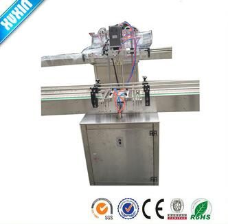 XUXIN Automatic High Speed Inline Type Bottle Capping Machine