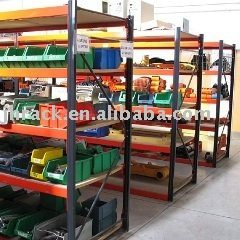 Small goods storage longspan racking system