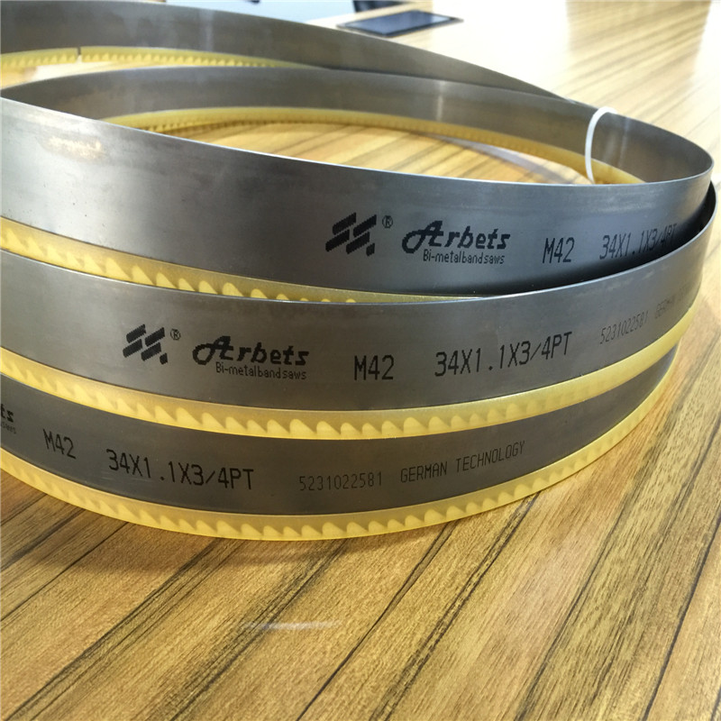 Brand bi-metal band saw blade manufacturer Multipurpose bi-metal band saw blade