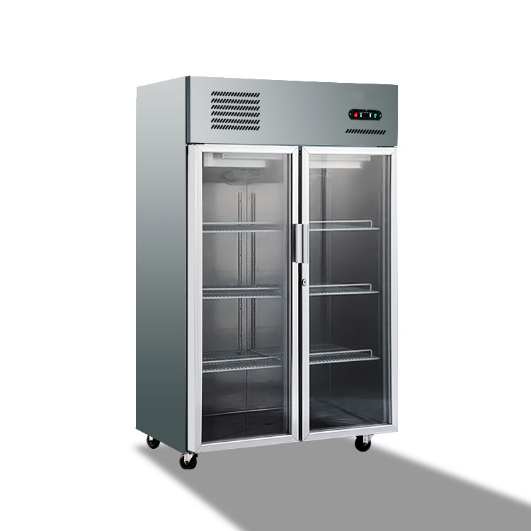 Restaurant Upright Showcase Freezer
