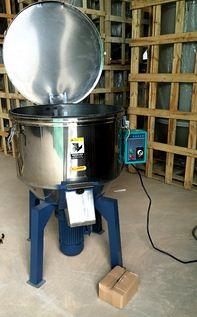 Vertical Plastic color Mixer/Vertical fodder mixing machine/100kg mixer