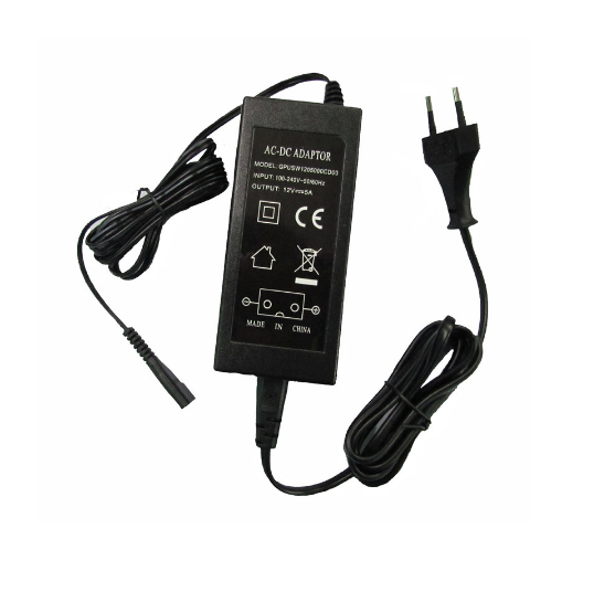 AC DC 12V 5A power adapter desktop for vacuum cleaner