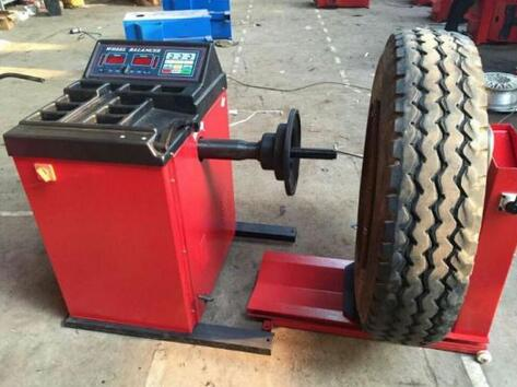 Simple Disassembly Electric Truck Wheel Balancer