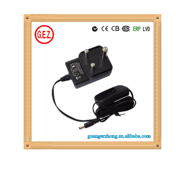 South African ac dc adapter/ adaptor 12v 1a