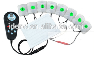 Vibration massage accessories, lumbar knead heat massage, vibration motor, massage equipment vibration