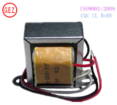 100v mini audio transformers ei audio output transformer 8 ohm