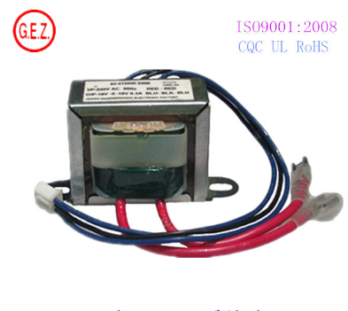UL,CQC,CE,ROHS single phase isolation transformer 220v 110v