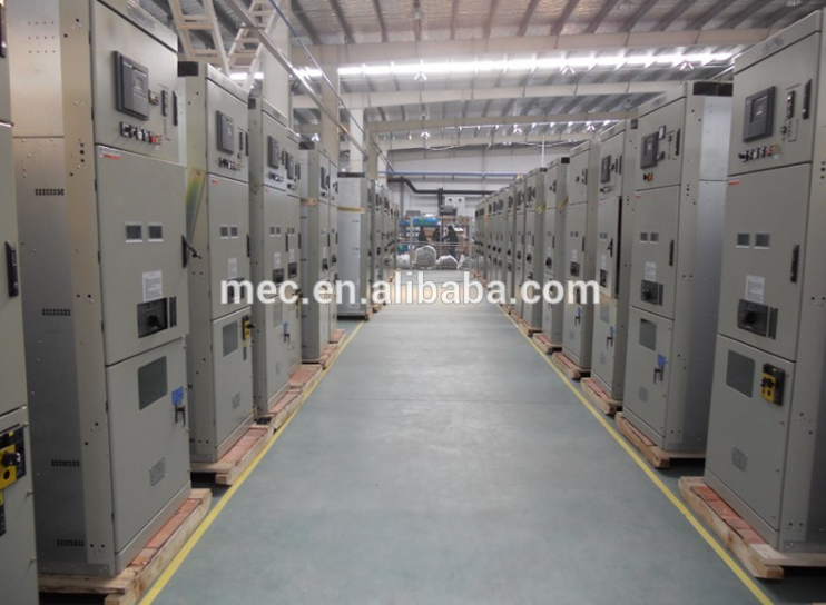 MVset Medium Voltage Switchgear