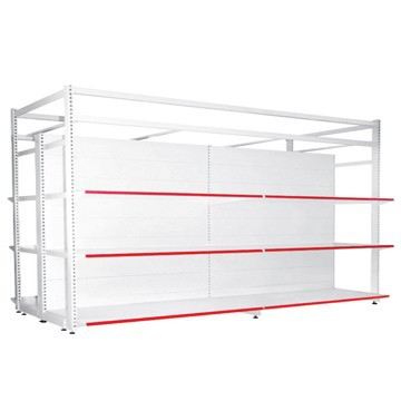 High Quality Multifunctional combined metal display shelf