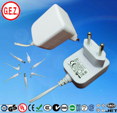 good quality EU plug adapter 5v 1a with CE approval
