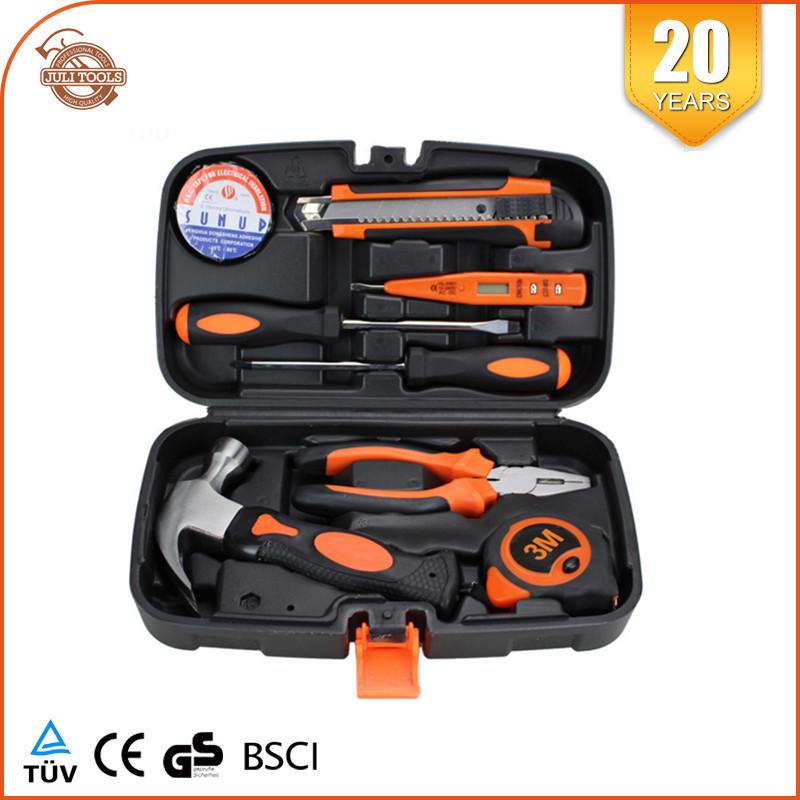 9pcs Combination Free Sample Hand Tools