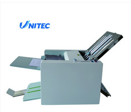 New products A3 2 folding plate paper folder machine