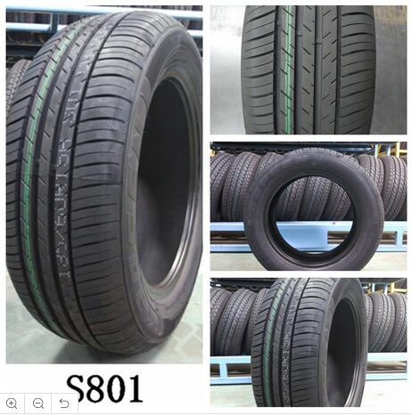 Tubeless Car Tyre With Highway Tread Pattern