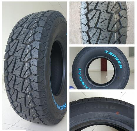 Agreessive Tread Design Mud Terrain Tire