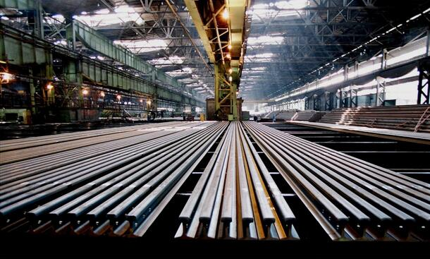 Hot Sale Cheap Heavy Steel Rail