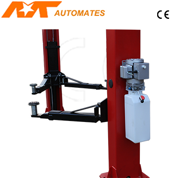 2 Post Car Lift,  Economical 9,000lb Two Post Auto Lift - China