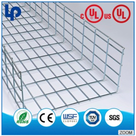 ningbo lepin New style stainless steel galvanized welded wire mesh tray for Projects