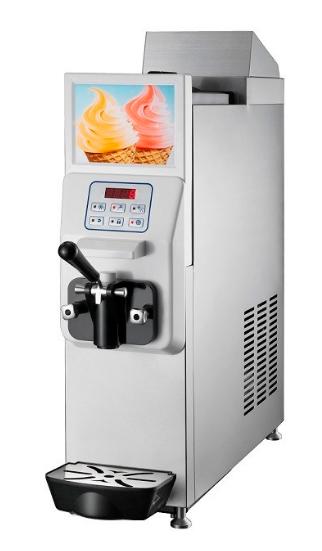 table top soft ice cream machine 6212