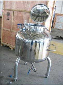 Stainless Steel Continuous Stirred Tank Reactor
