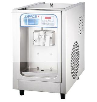 Home use mini soft ice cream machine