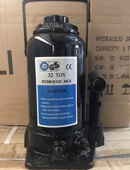 2017 hot sale 20 ton motorized hydraulic bottle jack for trucks