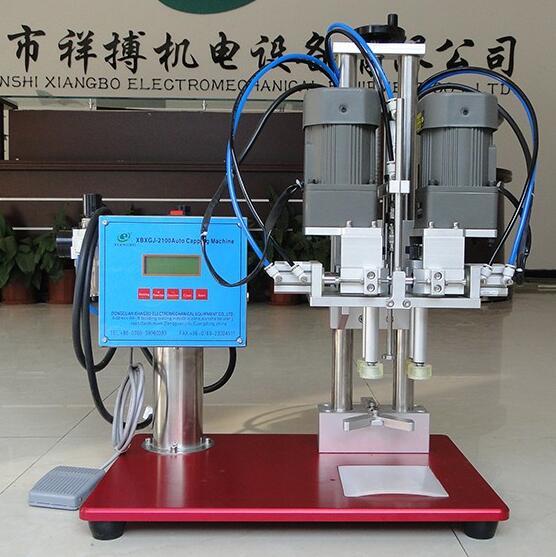 Semi-Automatic Factory direct sale Desktop Bottle Capping Machine