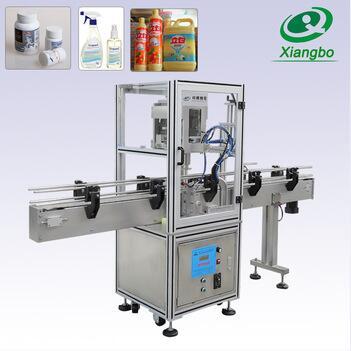 XBXGJ-2500 220V Automatic capping machine for plastic bottles