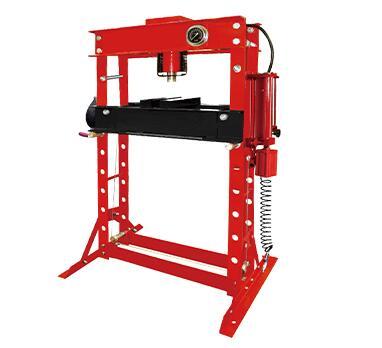SP4007 Heavy Duty 40T Shop Press Machine with Pressure Gauge