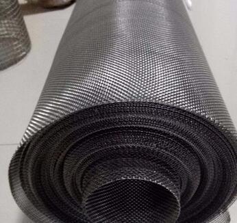 stainless steel S31803 6 8 10 12 mesh industry woven mesh