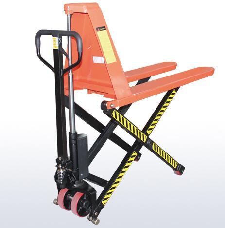 SYP-G High quality ce 1000kg 500kg hand scissor lift pallet truck