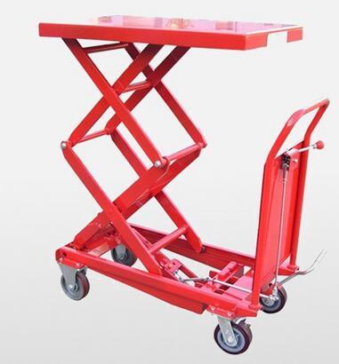 Jinhua ryder SLC350D Series Optional Manual hinge Lift Table