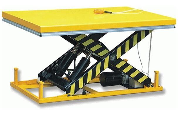 SJPT-GD Ce Certification electric mini hydraulic scissor lift table