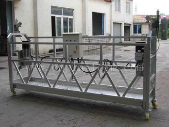 ZLP500 Height Work Adjustable Rope Suspended Lift Platform