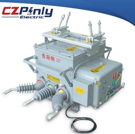ZW20-12 32kv Three Poles Auto Recloser Vacuum Circuit Breaker