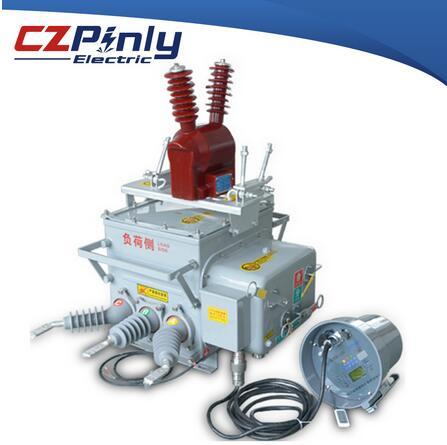 Indoor Handcart Type 630A 1250A 11KV Patent Vacuum Circuit Breaker