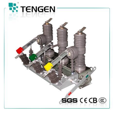 ZW32-24G Series outdoor high voltage 33kv vacuum circuit breaker