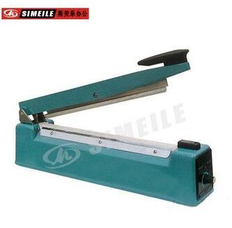 PFS-200B/300B iron body hand impulse sealer packing machine