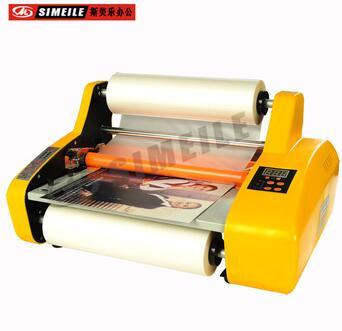FM 3810 650W 10kgs single side roll paper laminating machine